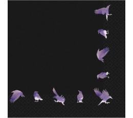 """Salvrätikud """"Salapärased linnud"""" (16 tk)"""
