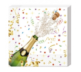 "Salvrätikud ""Šampanja"" (20 tk)"
