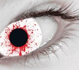 """Silmaläätsed """"BLOOD SHOT DROP"""" (1 päevased) 1"""