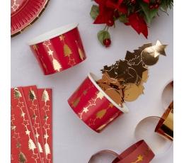 """Snäkitopsid """"Kuldsed Jõulud"""" (8 tk.)"""