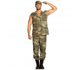 Sõduri kostüüm (50/52)