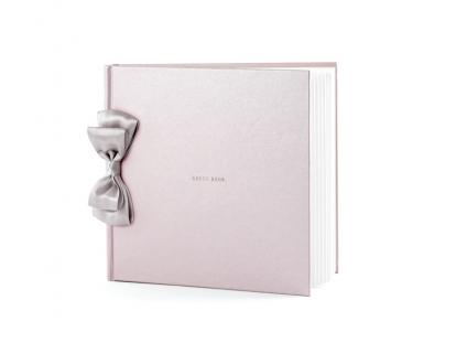 Soovide raamat, roosa pärlmutter