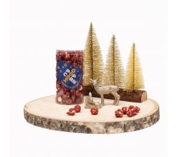 """Popkorn """"Šokolaadisaiake kaneeliga"""" (0,5L / S)"""