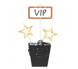"""Suupistetikud-dekoratsioonid """"VIP"""" (3 tk.)"""