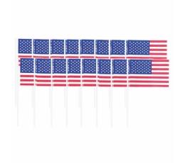 """Suupistetikud-lipud """"Ameerika"""" (120 tk.)"""