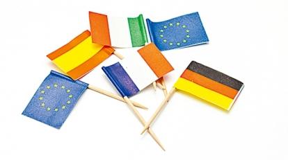 """Suupistetikud-lipud """"Rahvused"""" (50 tk.)"""