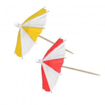 Suupistetikud-vihmavarjud (10 tk.)