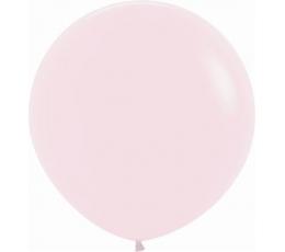 Suur õhupall, pastellroosa (60 cm)