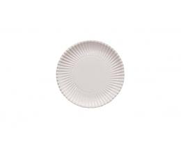 Taldrikud-alused, valged (10 tk. / 23 cm)
