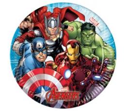 "Taldrikud ""Avengers"" (8 tk./20 cm)"
