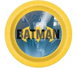 """Taldrikud """"Batman"""" (8 tk / 17 cm)"""