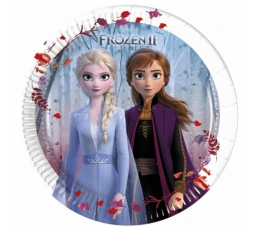 """Taldrikud """"Frozen 2"""" (8 tk./20 cm)"""