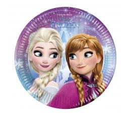 """Taldrikud """"Frozen"""" (8 tk./22 cm)"""