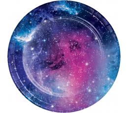 "Taldrikud ""Galaktika (8 tk./17 cm)"