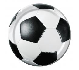 """Taldrikud """"Jalgpallipall"""" (8 tk / 18 cm)"""
