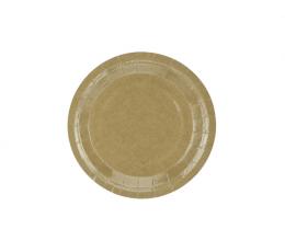 Taldrikud, kraft (6 tk./18 cm)