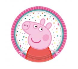 "Taldrikud ""Peppa Pig"" (8 tk / 18 cm)"