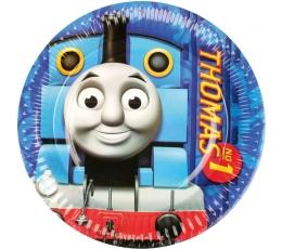 """Taldrikud """"Thomas & Friends"""" (8 tk / 18 cm)"""