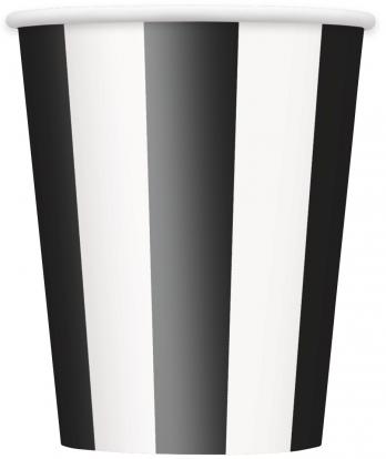 Topsid, mustvalge triibuline (6 tk./355 ml)
