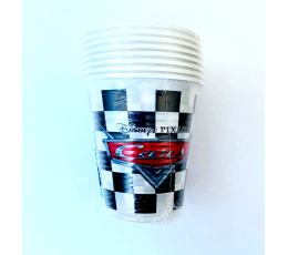 "Topsid ""Cars Racers"" (8 tk/200 ml)"