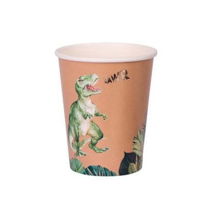 """Topsid """"Dinosaurused džunglis"""" (8 tk./255 ml)"""