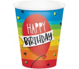 "Topsid ""Happy birthday"" (8 tk./266 ml)"