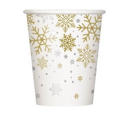 """Topsid """"Läikivad lumehelbed"""" (8 tk / 266 ml)"""