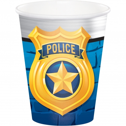 """Topsid """"Politseinikud"""" (8 tk./266 ml)"""