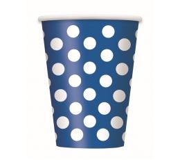 Topsid, sinised valgete täppidega (6 tk./355 ml)