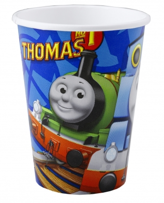 "Topsid ""THOMAS&FRIENDS"" (8 tk./266 ml)"