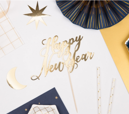 "Tordikaunistus ""Happy New Year"" 1"