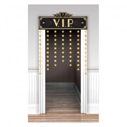 """Uksekaunistus """"VIP"""", kuldne"""
