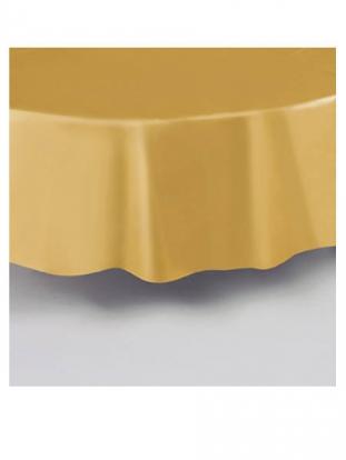 Ümar kuldne laudlina (2,13 m)