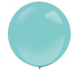 Ümmargune türkiissinine õhupall (61 cm)