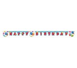 """Vanik """"Õhupallide fiesta. Palju õnne sünnipäevaks"""""""