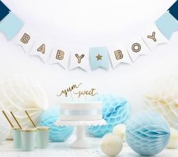 "Vanik ""Baby Boy"", kuldselt helesinine (2,5 m) 1"