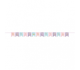 "Vanik, ""Happy Birthday"", roosakas lilla (2,13 m)"
