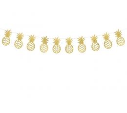 """Vanik """"Kuldsed ananassid"""" 2m"""