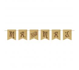"""Vanik  """"Mr&Mrs"""" (1,5 m)"""
