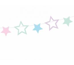 """Vanik """"Pastelsed tähed"""" (1,4 m)"""