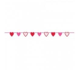 """Vanik """"Punased südamed"""" (1,96 m)"""