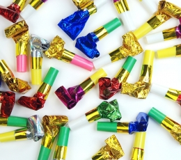 Viled, läikivad värvilised (20 tk) 1