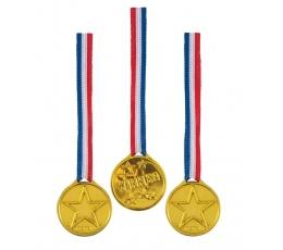 Võitja medalid (5 tk)