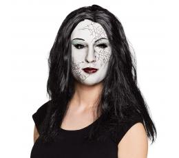 Zombie mask juustega