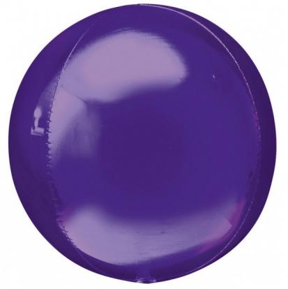 Orbz. Õhupall / lilla (38 cm. x 40 cm.)