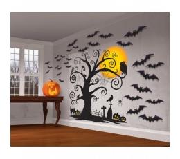 "Seinakaunistused ""Halloween"""