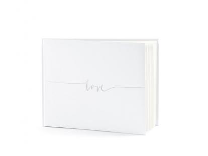 """Külaliste sooviraamat """"Love"""" (22 lk)"""