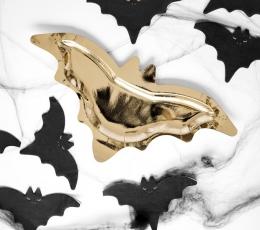 """Taldrikud """"Kuldsed nahkhiired"""" (6 tk/37x18 cm) 0"""