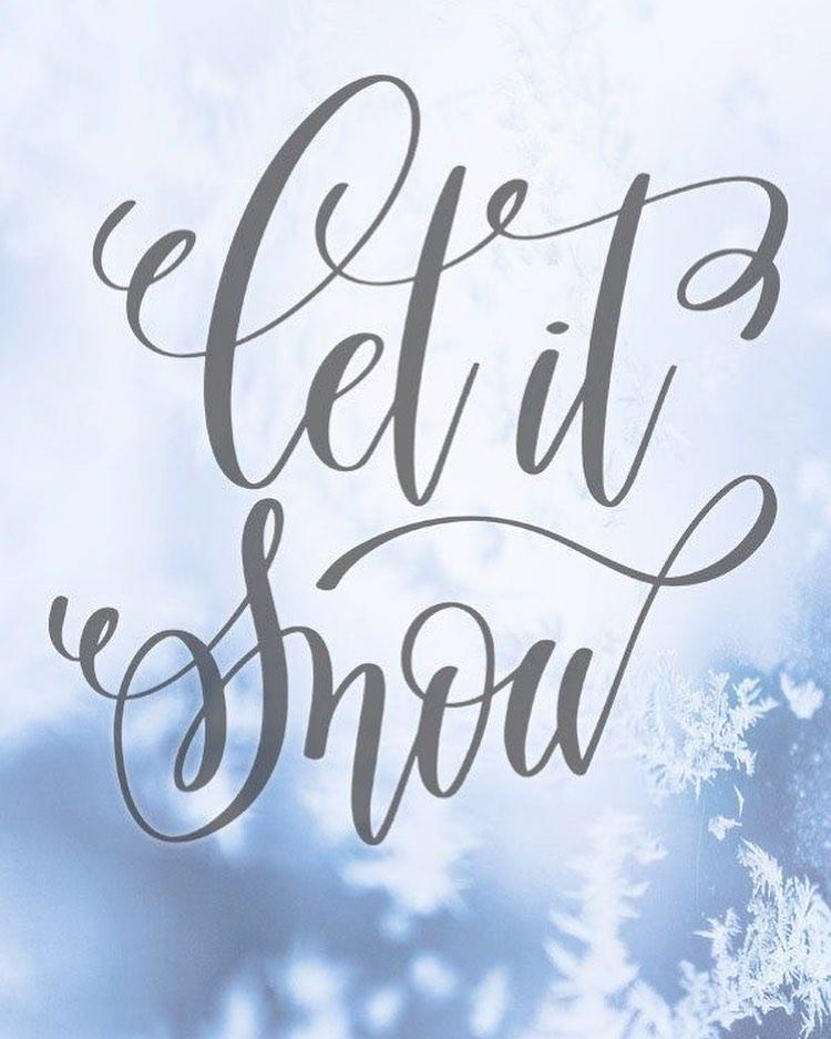 Let it snow ❄️#letitsnow #letitsnow❄️ #winteriscoming #wintersnow #winterquotes #lassajab #meootamelund #partyinbox #pühadeeksperdid