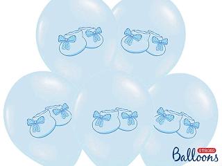 "Õhupall ""Poisi papud"" (30 cm)"